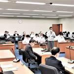 建築建設委員会で公契約条例制定について口頭陳述